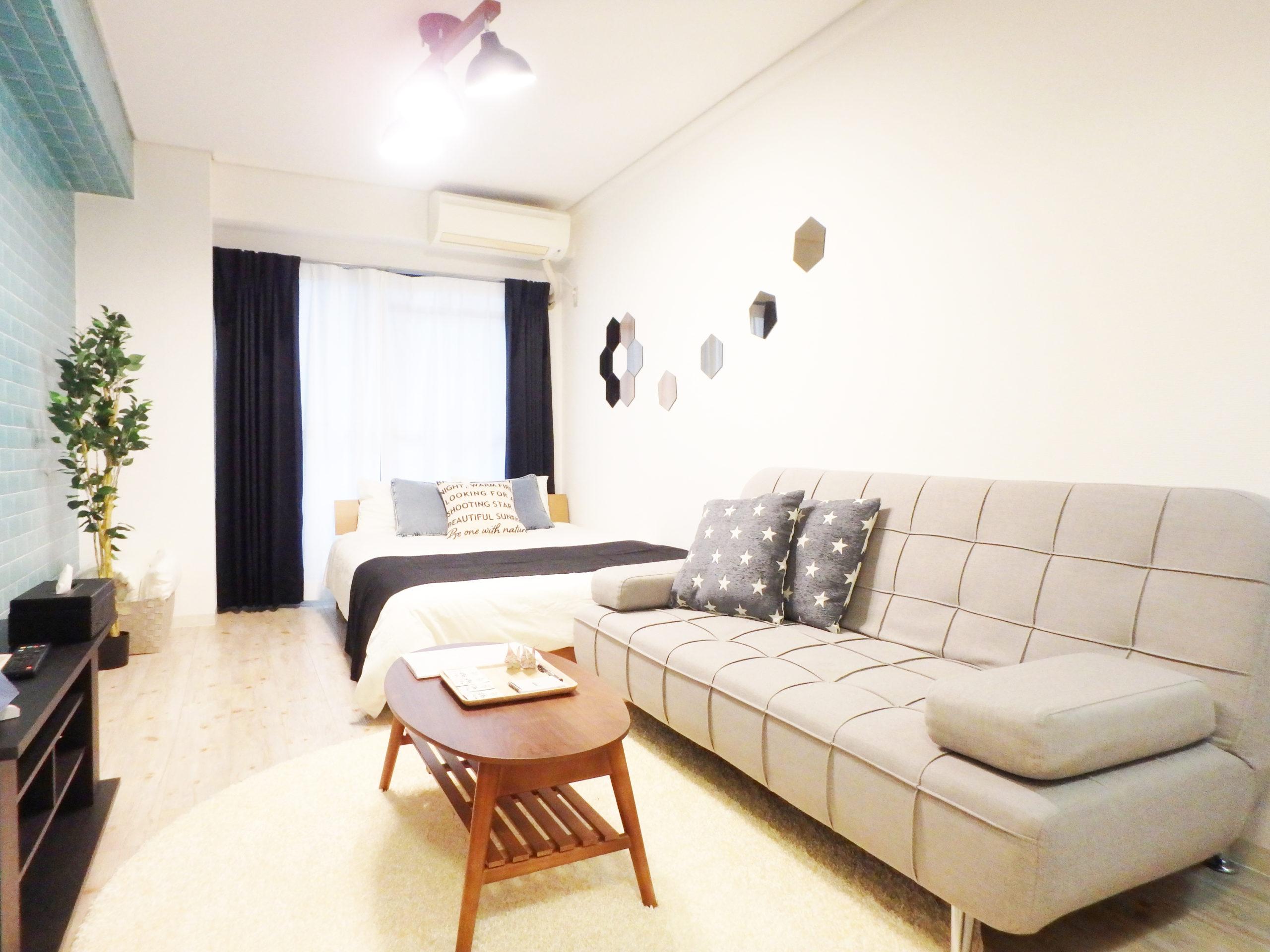 MATATABI STAY フジビル (8室)