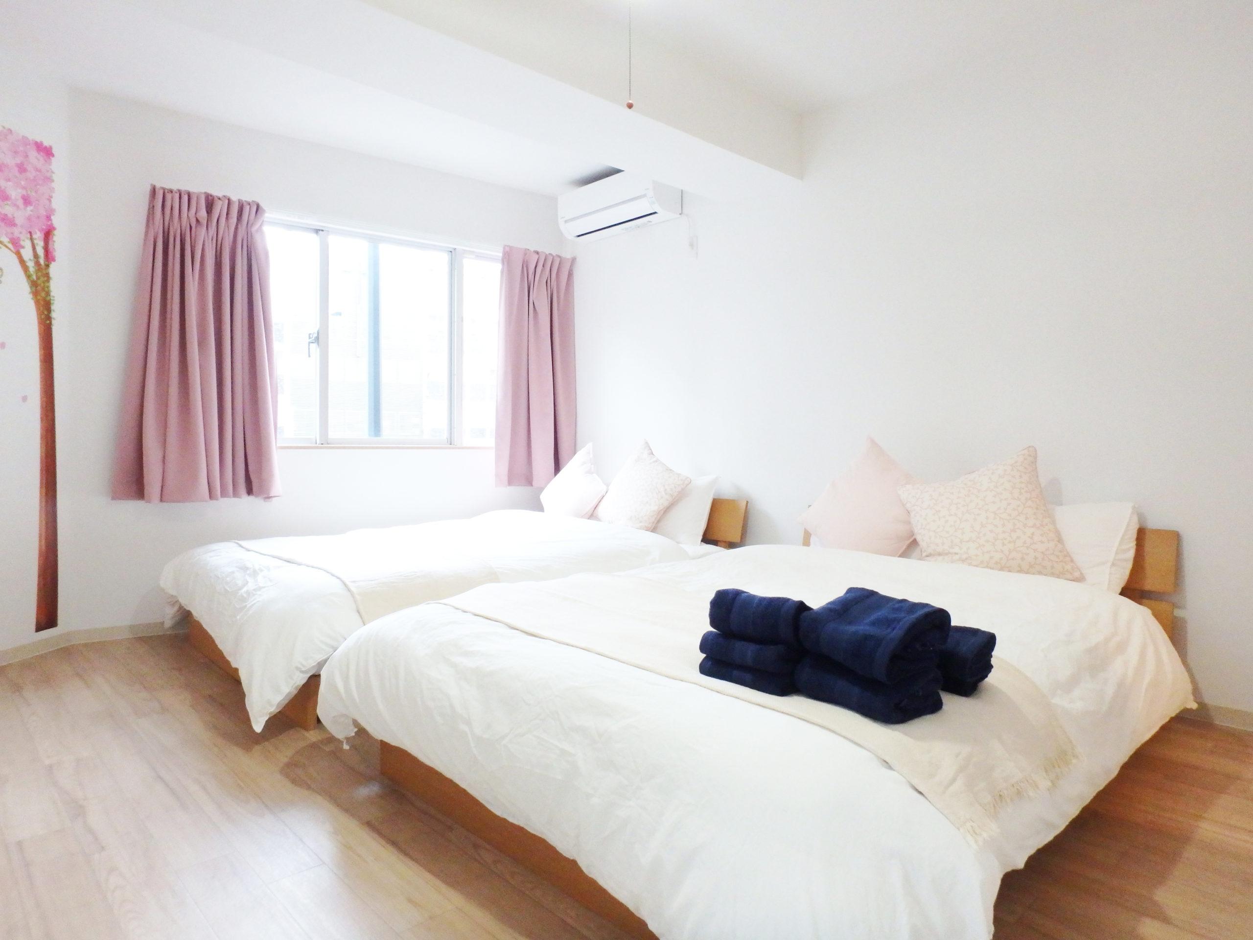 Guest House (MANMARU mika) (6室)